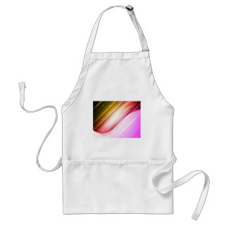 REMOLINOS coloridos abstractos SPAC de DIGITAL del Delantal