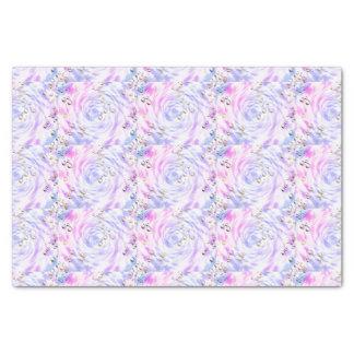 Remolinos de la burbuja papel de seda pequeño