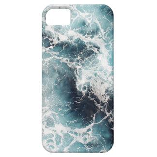 Remolinos del agua iPhone 5 carcasa