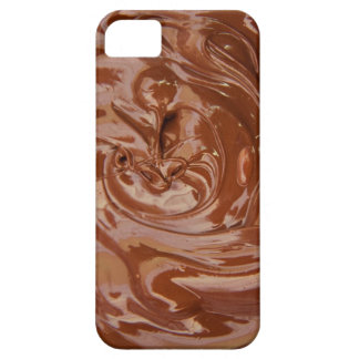 Remolinos del chocolate iPhone 5 funda