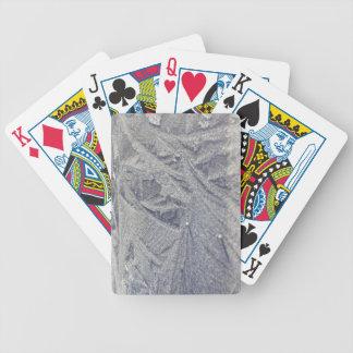 Remolinos helados barajas de cartas