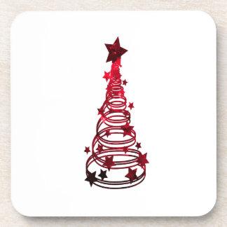 Remolinos n red png abigarrado estrella del árbol posavasos de bebidas