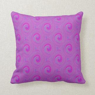 Remolinos ondulados púrpuras