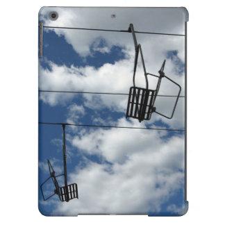 Remonte y cielo funda para iPad air