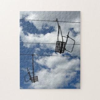 Remonte y cielo puzzles con fotos