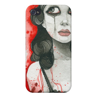 """""""Remorse"""" Covers For iPhone 4"""