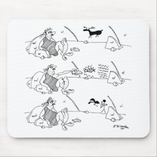 Remote Control Cartoon 5715 Mouse Pad