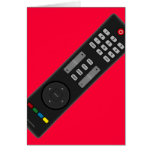 Remote Control Greeting Cards