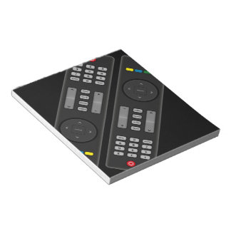 Remote Control Notepad