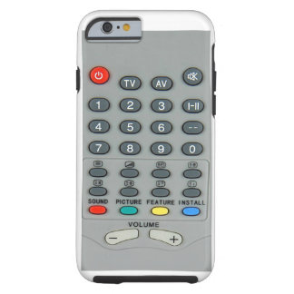 Remote control tough iPhone 6 case