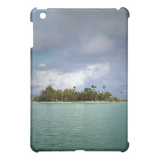Remote Island iPad Cover