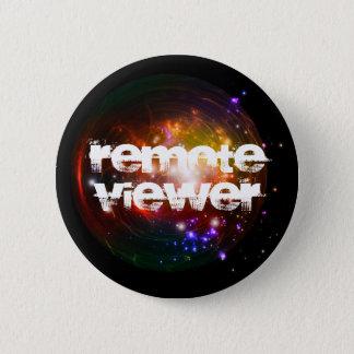 Remote Viewer Pinback Button