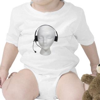 RemoteAssistance090309 Baby Bodysuit