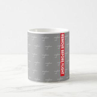 Remove Before Flight - Avaiation Coffee Mug