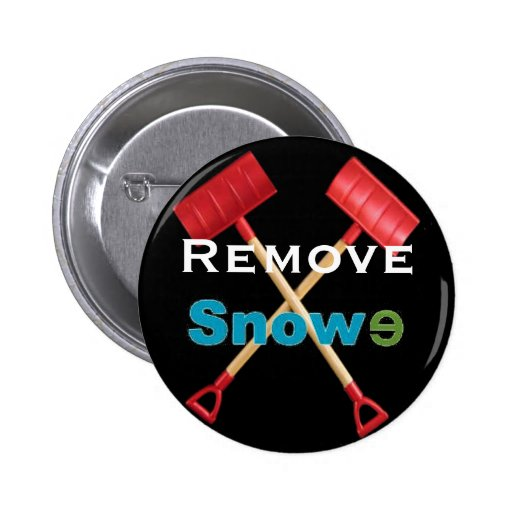 Remove Snowe Buttons