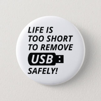 Remove USB Safely Button