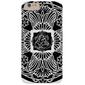 REMOVEDOR DE IPHONE6 LOTUS BLANCO GANESH DE FUNDA DE iPhone 6 PLUS BARELY THERE