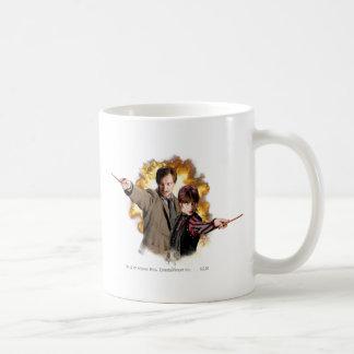 Remus Lupin and Nymphadora Tonks-Lupin Coffee Mug