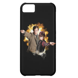 Remus Lupin and Nymphadora Tonks-Lupin Cover For iPhone 5C
