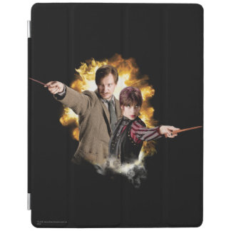 Remus Lupin and Nymphadora Tonks-Lupin iPad Cover