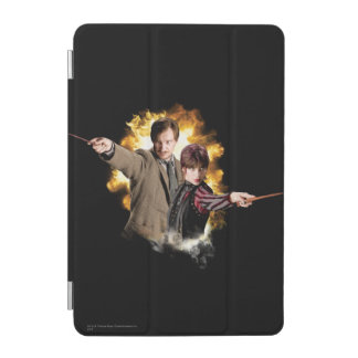 Remus Lupin and Nymphadora Tonks-Lupin iPad Mini Cover