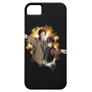 Remus Lupin and Nymphadora Tonks-Lupin iPhone SE/5/5s Case