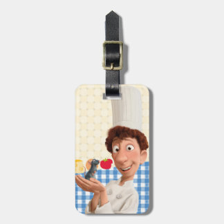 Remy and Linguine Tag For Luggage