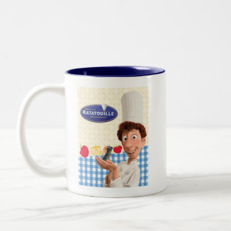 Remy and Linguine Two-Tone Coffee Mug