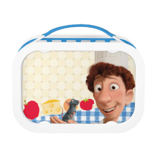 Remy and Linguine Yubo Lunch Boxes