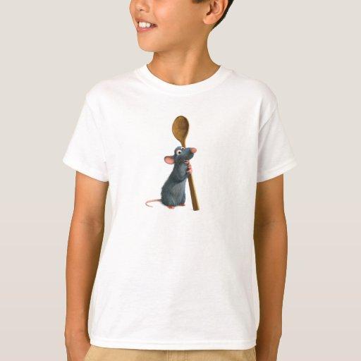 Remy Disney Camisas