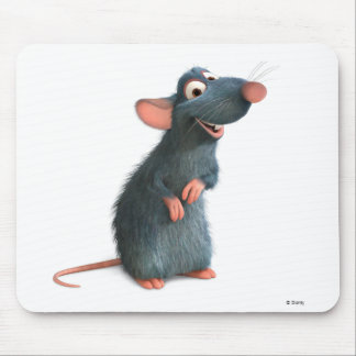 Remy Disney Mouse Pad