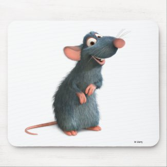 Remy Disney zazzle_mousepad