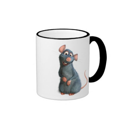 Remy Disney Coffee Mug