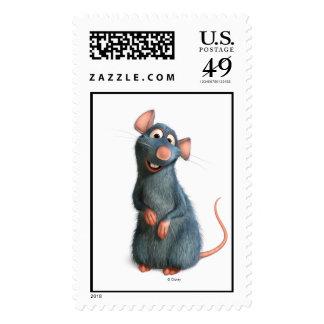 Remy Disney Stamp