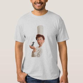 Remy Linguini Disney de Ratatouille Remeras