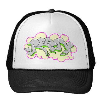 Remy Name Graffiti Trucker Hat