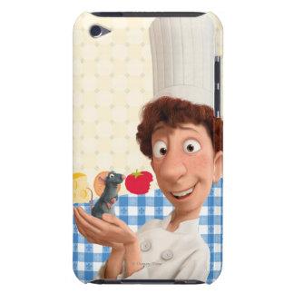 Remy y Linguine iPod Touch Case-Mate Fundas