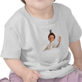 Remy y Linguini Disney de Ratatouille Camiseta