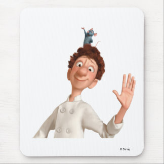 Remy y Linguini Disney de Ratatouille Tapetes De Ratones