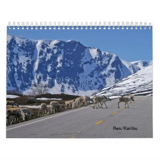 Ren/Karibu Calendar