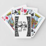 Ren Lyfe: Conny-Colector apenado de Roberto Greene Baraja Cartas De Poker