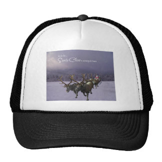 REN winter Trucker Hat
