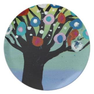 Rena Art Plate