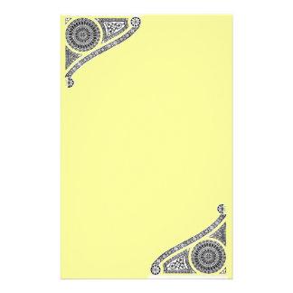 RENACIMIENTO, amarillo Papeleria De Diseño