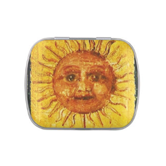 RENACIMIENTO ANTIGUO TAROTS 19/THE SUN LATAS DE DULCES