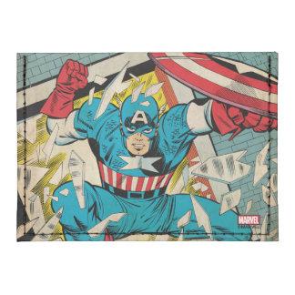 Renacimiento de capitán América Tarjeteros Tyvek®