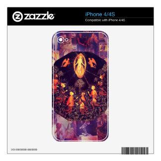 Renacimiento de Venus 2,0 Calcomanía Para iPhone 4S
