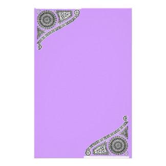 RENACIMIENTO, púrpura Papeleria