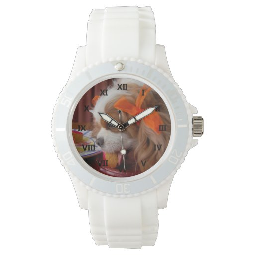 Renae 2 caballeros del cumpleaños reloj de mano