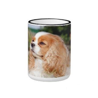 Renae Puppy Cavalier King Charles Spaniel Mug